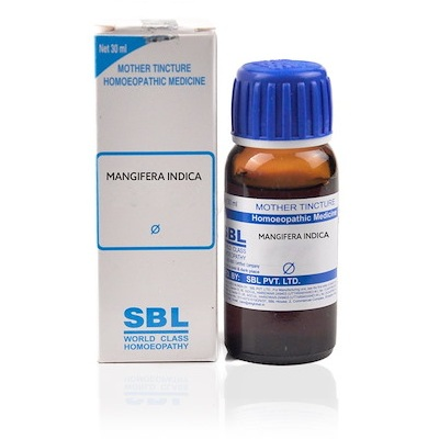 SBL Mangifera Indica Homeopathy Mother Tincture Q