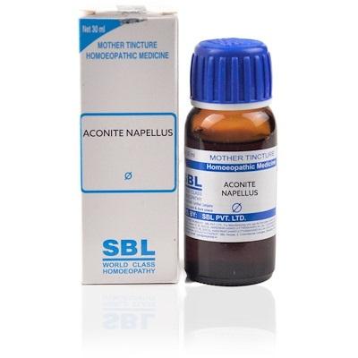 Sbl Aconitum Napellus Mother Tincture Q