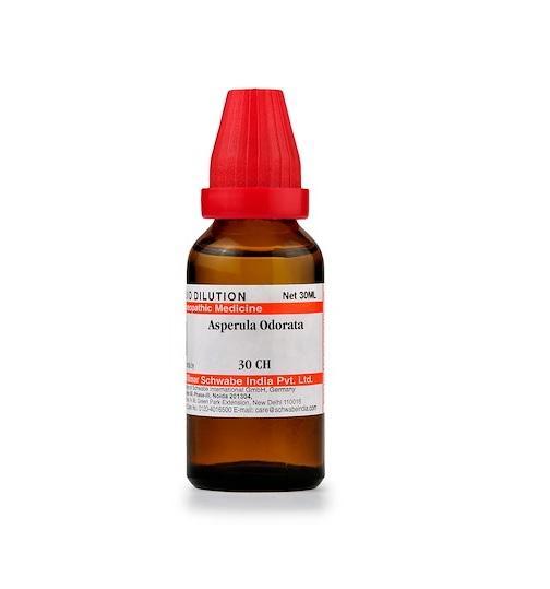Schwabe Asperula Odorata Homeopathy Dilution 6C, 30C, 200C, 1M, 10M