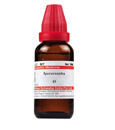 Schwabe Ipecacuanha Homeopathy Mother Tincture Q