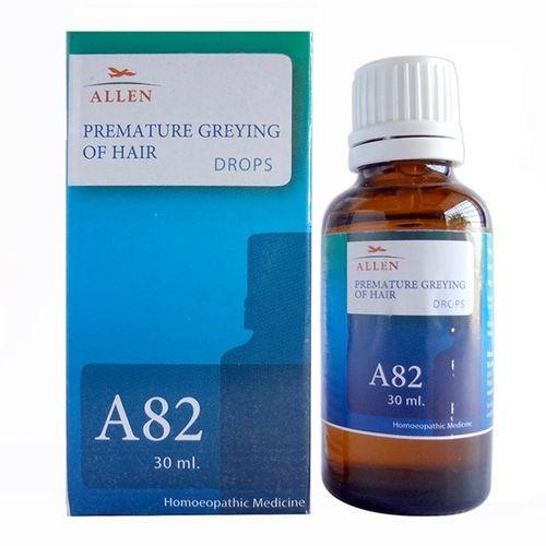 Homeopathy Drops for Premature Greying of Hair, 30ml