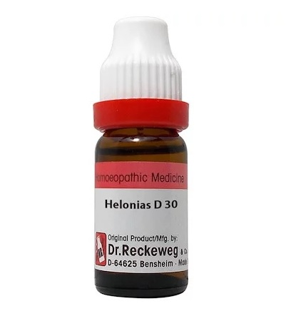 Dr Reckeweg Germany Helonias Dioica Homeopathy Dilution 6C, 30C, 200C, 1M, 10M, CM