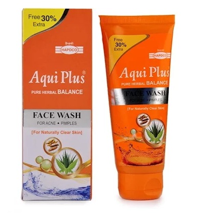 Hapdco Aqui Plus Face Wash For Acne and Pimples