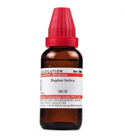 Schwabe Daphne Indica Homeopathy Dilution 6C, 30C, 200C, 1M, 10M