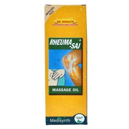 Medisynth Rheuma Saj Massage oil for joint pains, sciatica and bone