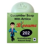 Blooume 202 Cucumber soap with arnica for healthy and glowing skin