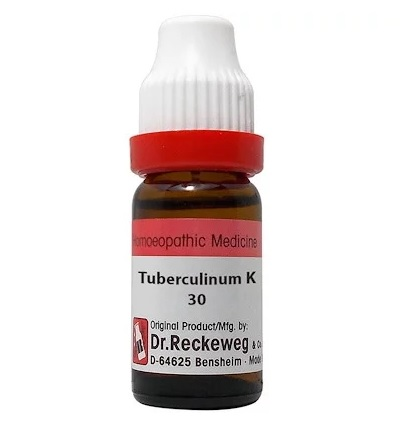 Dr Reckeweg Germany Tuberculinum Koch Homeopathy Dilution 6C, 30C, 200C, 1M, 10M