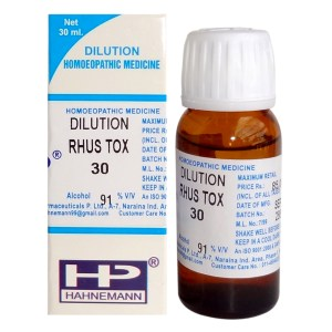 Homeopathy Dilutions