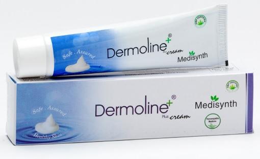 Medisynth Dermoline Plus Cream for dermatitis & eczema