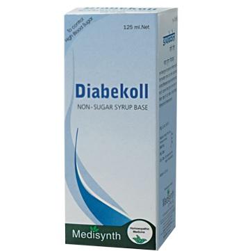 Medisynth Diabekoll Syrup, ideal blood sugar regulator