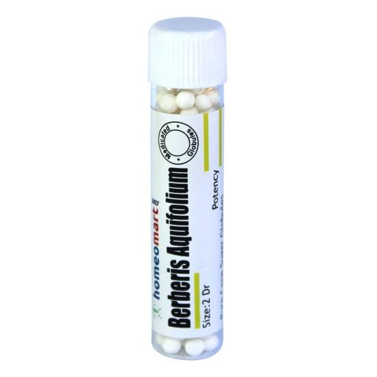 Homeopathy Berberis Aquifolium 2 Dram Globules 6C, 30C, 200C, 1M, 10M