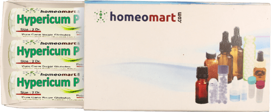 Hypericum Perfoleatum homeopathy