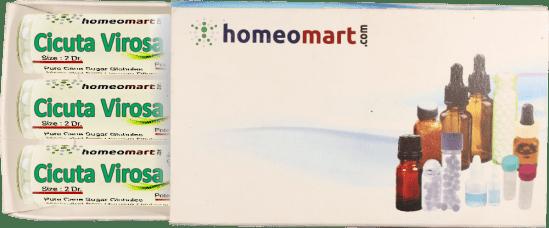 Cicuta Virosa homeopathy pellets