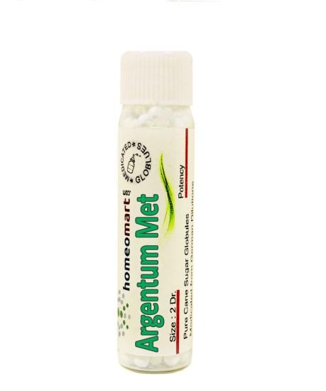 Argentum Metallicum homeopathy pellets