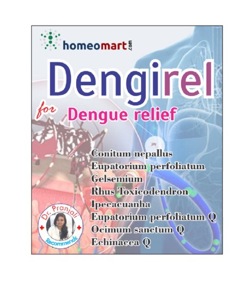 dengue treatment in homeopathy