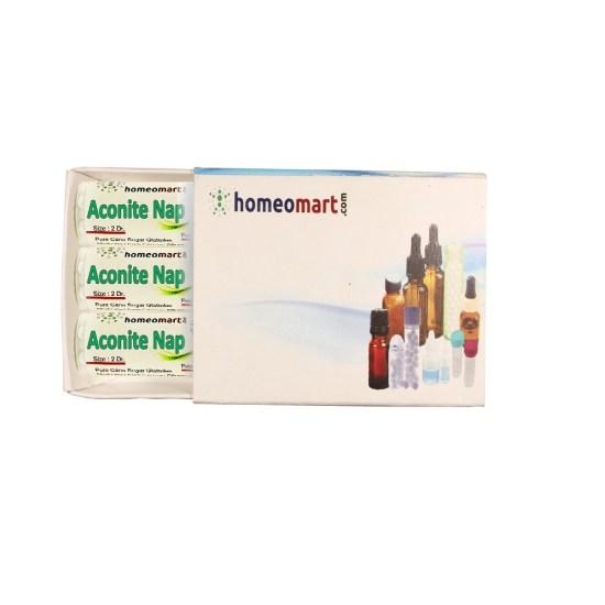 Aconite Nap homeopathy pills