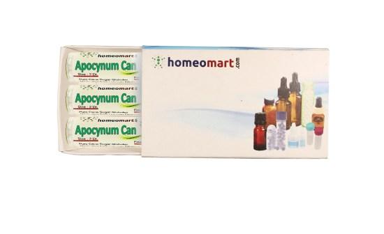 Apocynum Cannabinum homeopathy pills