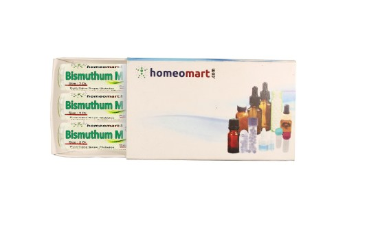 Bismuthum Metallicum homeopathy pills