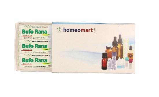 Bufo Rana homeopathy pills