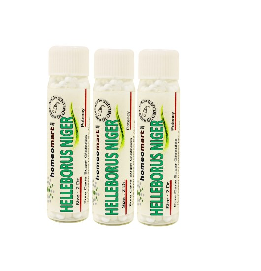 Helleborus Niger homeopathy pills