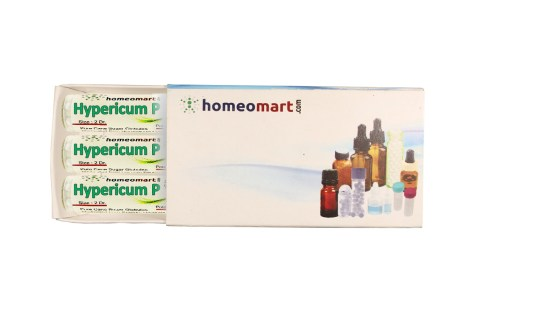 Hypericum Perforatum homeopathy pills
