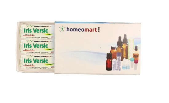 Iris Versicolor homeopathy pills