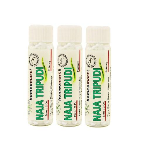 Naja Tripudians homeopathy pills