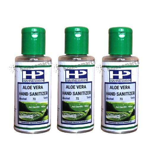 Hanhemann Aloe Vera Hand Sanitizer