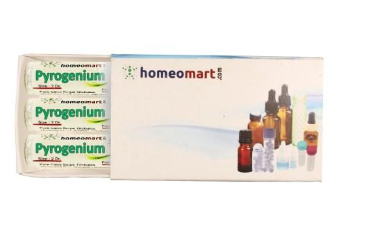 Pyrogenium homeopathy pills