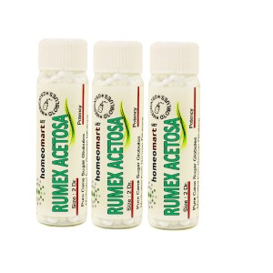 Rumex Acetosa homeopathy pills