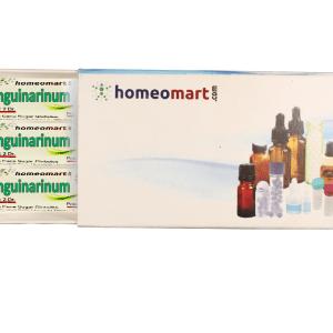 Sanguinarinum homeopathy pellets