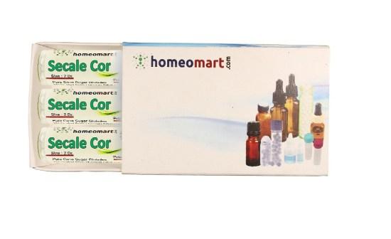 Secale Cornutum homeopathy pills