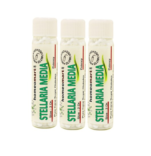 Stellaria Media homeopathy pills