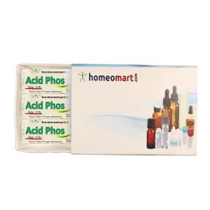 Acidum Phosphoricum Homeopathy 2 Dram Pellets 6C, 30C, 200C, 1M, 10M