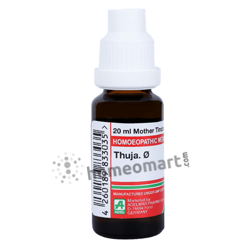 Adel Thuja Occidentalis Homeopathy Mother Tincture Q