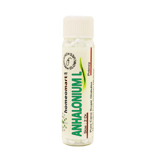 Anhalonium Lewinii [ Mescal buttons] Homeopathy 2 Dram Pellets 6C, 30C, 200C, 1M, 10M