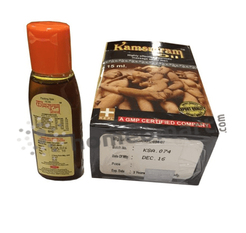 Kamsutram Oil for Harder Erection & long performance