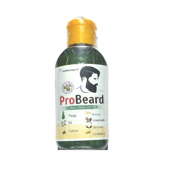 Pro Beard for Beard nourishment