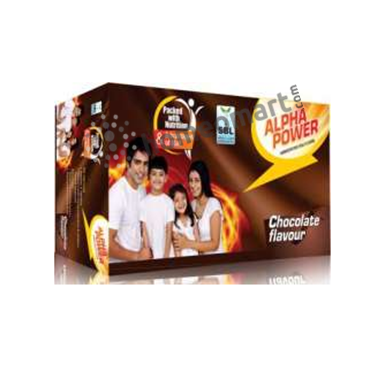 SBL Alpha Power Chocolate Flavour for immunity, digestion, appetite & weakness