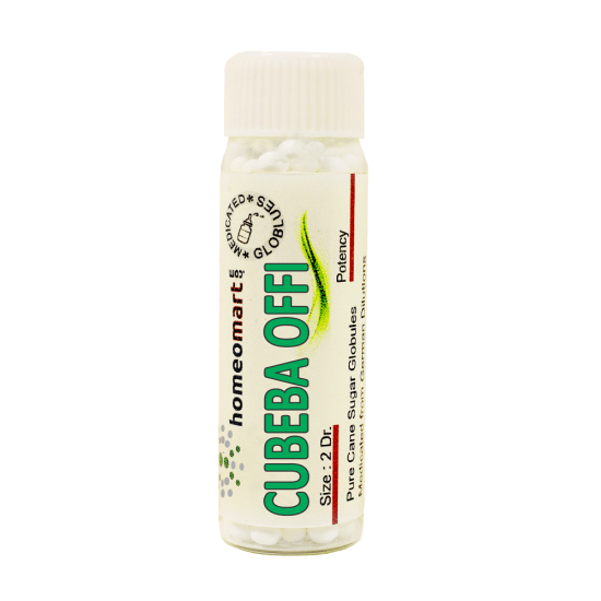 Cubeba Officinalis Homeopathy 2 Dram Pellets 6C, 30C, 200C, 1M, 10M