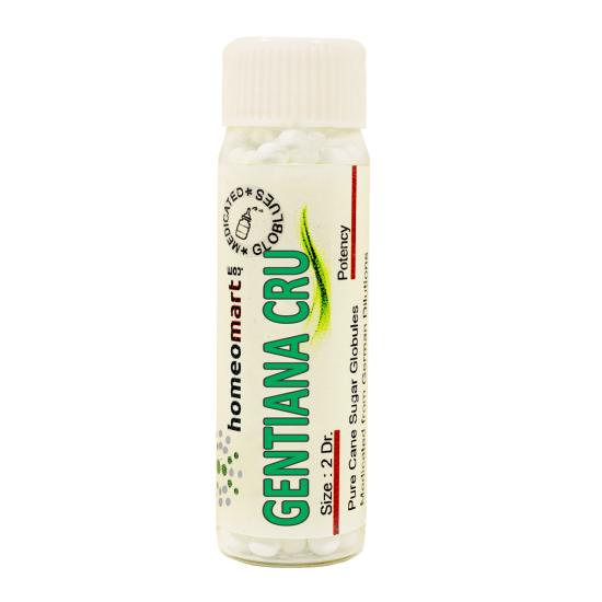 Gentiana Cruciata Homeopathy 2 Dram Pellets 6C, 30C, 200C, 1M, 10M