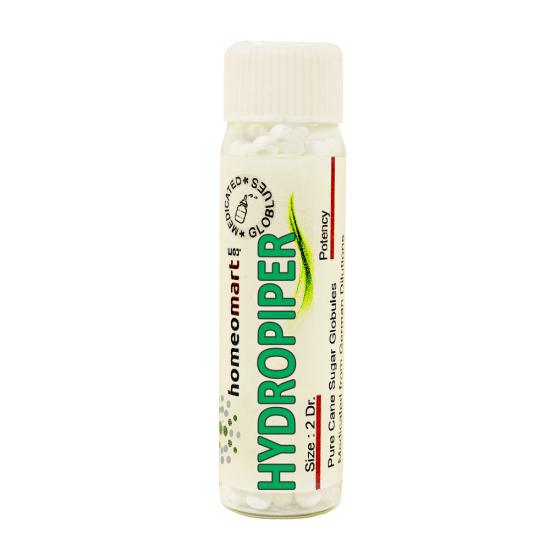 Hydropiper Homeopathy 2 Dram Pellets 6C, 30C, 200C, 1M, 10M