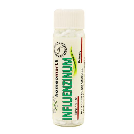 Influenzinum Homeopathy 2 Dram Pellets 6C, 30C, 200C, 1M, 10M