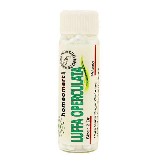 Luffa Operculata Homeopathy 2 Dram Pellets 6C, 30C, 200C, 1M, 10M