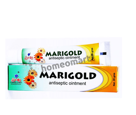 Similia Marigold Antiseptic Cream for burns and wounds
