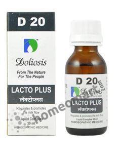 Doliosis D20 for Lacto plus