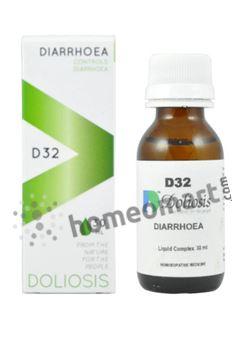 Doliosis D32 for Diarrhoea