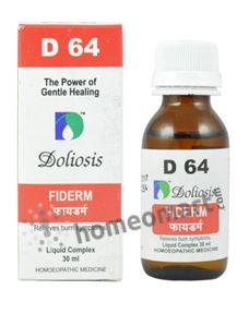 Doliosis D64 for Fiderm