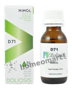 Dolisos D71 for Mimol
