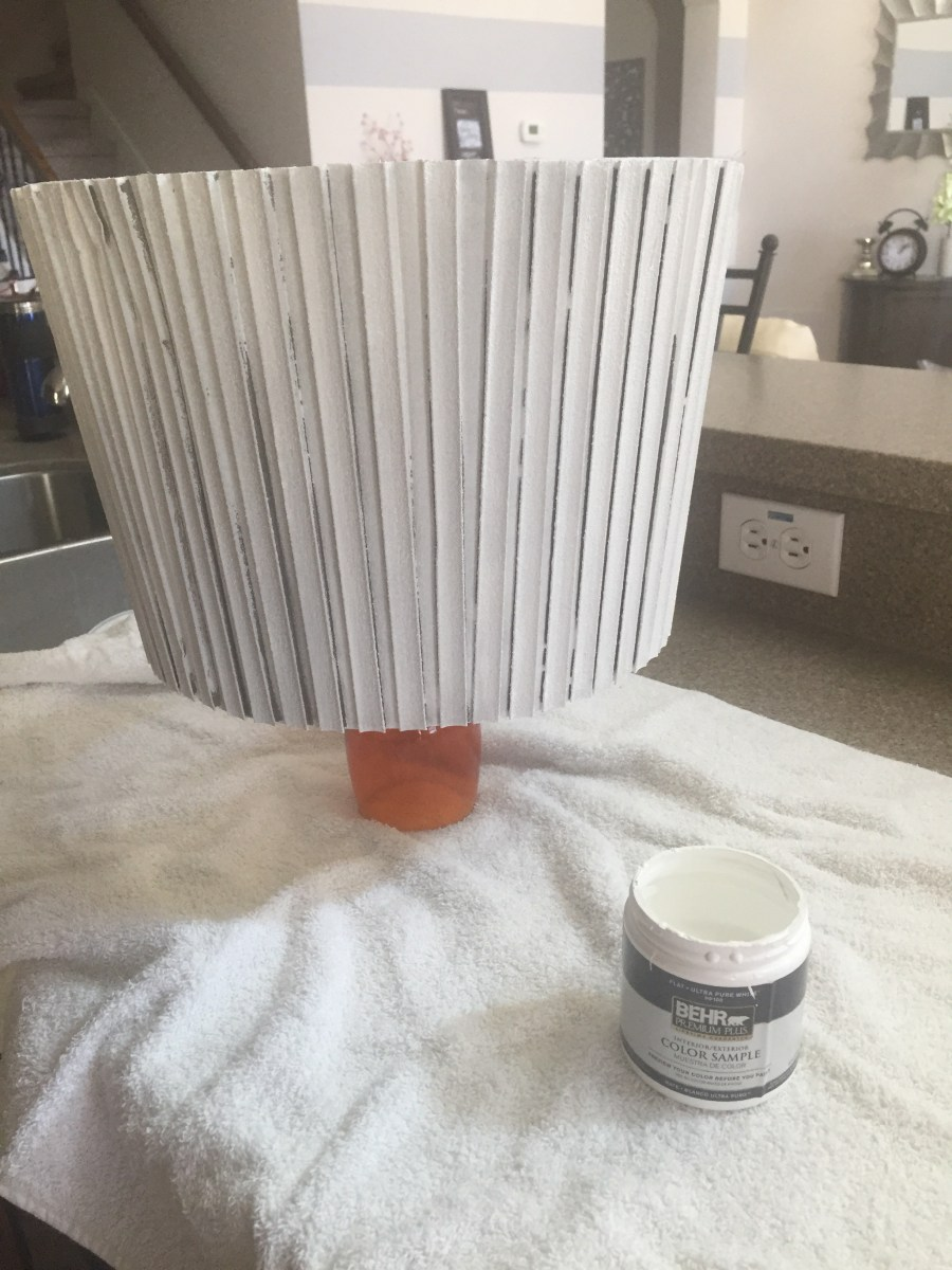 Paint a Lampshade